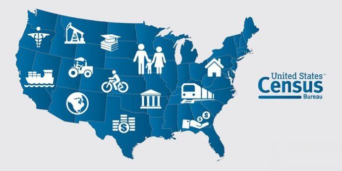 美国2020人口普查系统 150亿美元的网络安全攻坚战